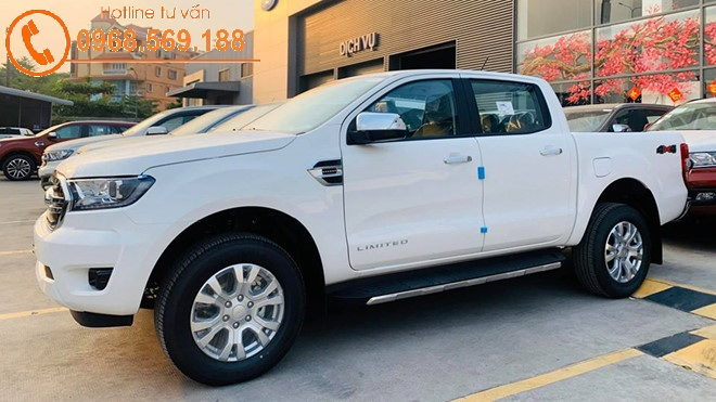 Ford Ranger Limited Gia Xe Ranger Limited Ranger Limited Trắng Xanh